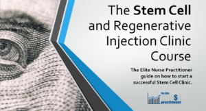 Stem Cell Regenerative injection Clinic Course