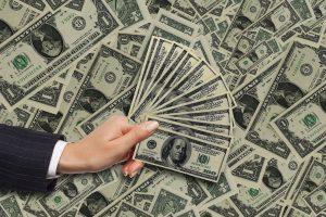 Money Dollar Cash Bills Finance  - susan-lu4esm / Pixabay
