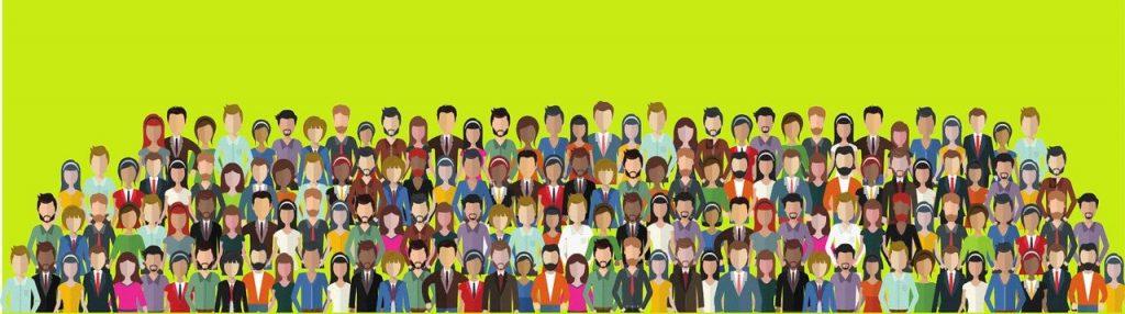 Citizens Crowd People Men Women  - ArtsyBeeKids / Pixabay