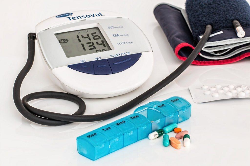 Hypertension High Blood Pressure  - stevepb / Pixabay