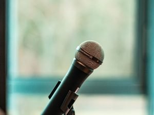 Microphone Mic Audio Sound  - TheArkow / Pixabay