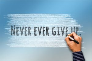 Never Give Up Auto Task Continue  - geralt / Pixabay