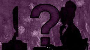 Question Mark Woman Ideas Lady  - chenspec / Pixabay