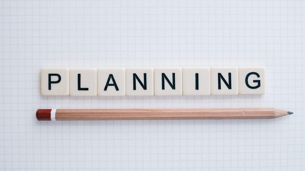 Planning Organized Word Planner  - inspireus / Pixabay