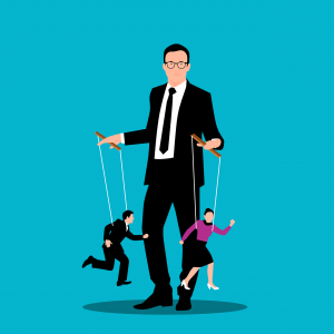 Puppet Doll Man Controlled Master  - mohamed_hassan / Pixabay