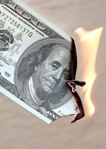 Dollar Burn Finance Currency Money  - Foto-Rabe / Pixabay