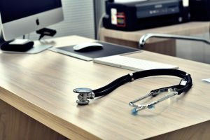 Stethoscope Doctor Bless You Office  - orzalaga / Pixabay