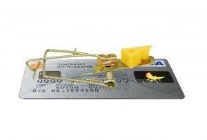 Trap Credit Card Debt Danger  - Tumisu / Pixabay