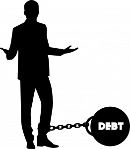 Debt Risk Weight Legal Businessman  - mohamed_hassan / Pixabay