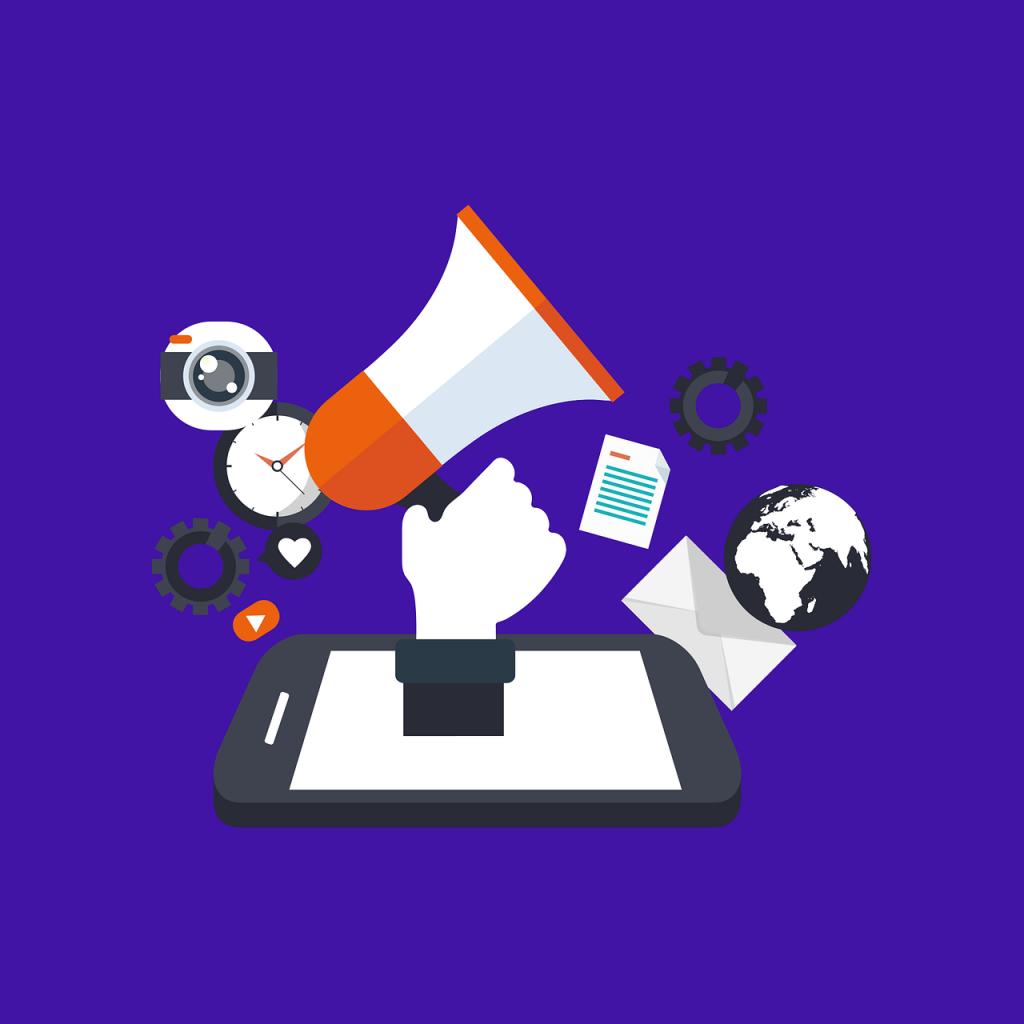 Market Advertising Seo Neon  - Megan_Rexazin / Pixabay